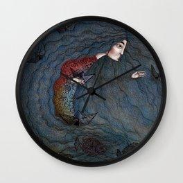 Loreley Wall Clock