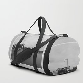 Across The World From Me Duffle Bag