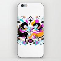 hocus pocus iPhone & iPod Skins featuring Hocus Pocus! by Muxxi