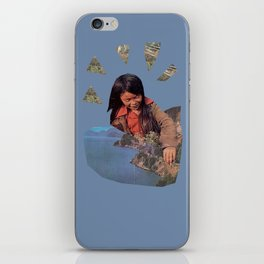 Play With Earth iPhone Skin