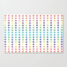 DOTS Canvas Print