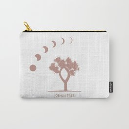 Joshua Tree Moon Phase Carry-All Pouch