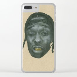 ASAP Clear iPhone Case