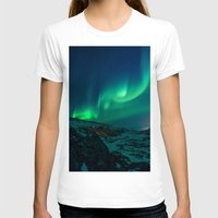 aurora T-shirts featuring Aurora by StayWild