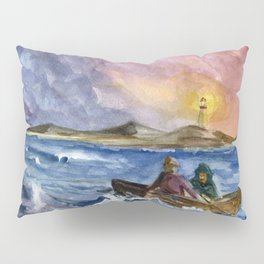 Storm Chased Pillow Sham