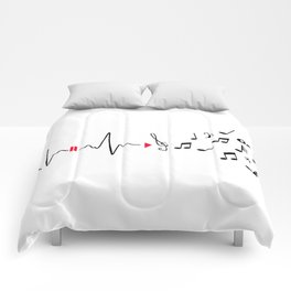 Musical pulse Comforters