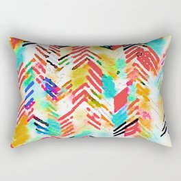 Tracy Porter / Poetic Wanderlust: Never Giving Up (print) Rectangular Pillow