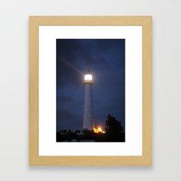 Gibbs Hill Lighthouse Framed Art Print