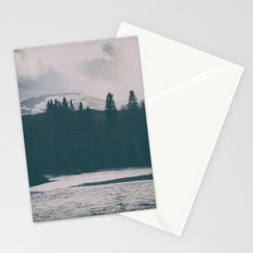 By the river Stationery Cards