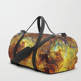 Space mandala 3 Duffle Bag
