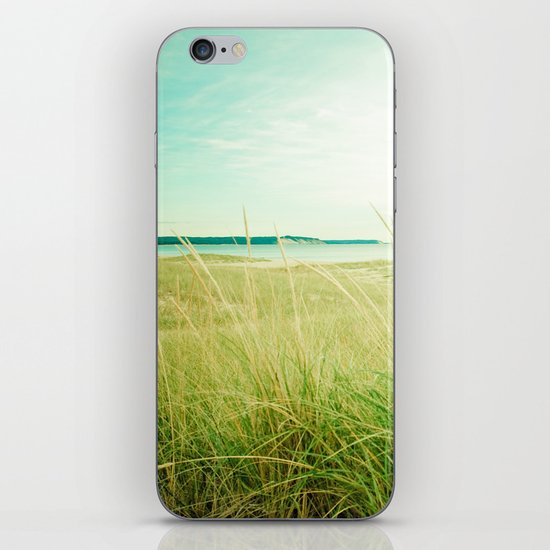 Beach Times iPhone & iPod Skin
