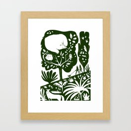 Nature Cam Framed Art Print