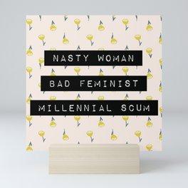 Millennial Scum Mini Art Print