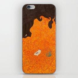 Hairy Beary iPhone Skin