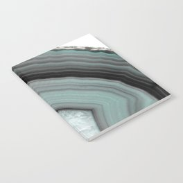 Glacial Agate Notebook