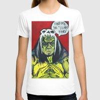 medicine T-shirts featuring Medicine Man by Hugo Maldonado