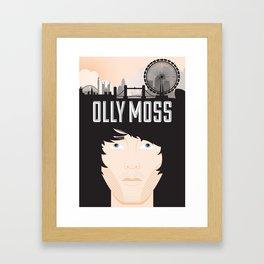 Olly Moss Framed Art Print