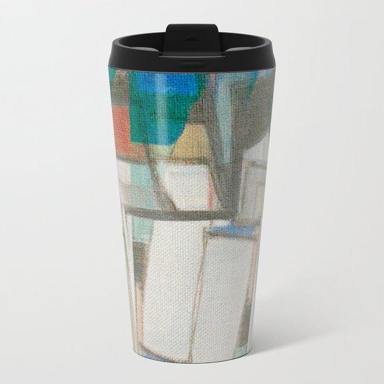 Stilt House 1 Metal Travel Mug