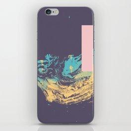 Purpura Lafo iPhone Skin