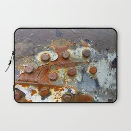 Rusty Bolts Laptop Sleeve