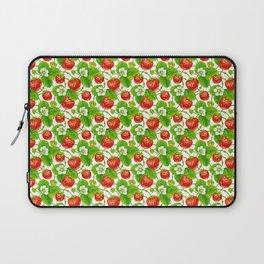 Strawberry Pattern Laptop Sleeve
