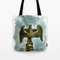 rain ghosts, part two Tote Bag