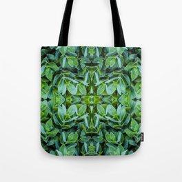 Grow, grow, grow   Leafy dreams Tote Bag