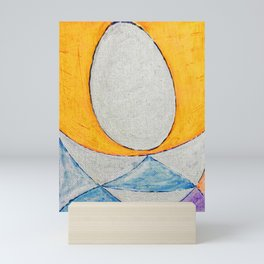Kekere Kan Obinrin (Little Woman) Mini Art Print