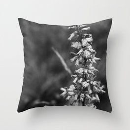 Dying Becomes Her Throw Pillow