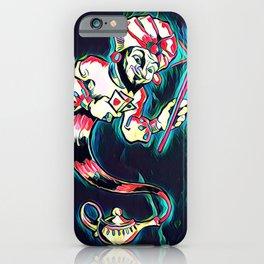 Owen Magic iPhone Case