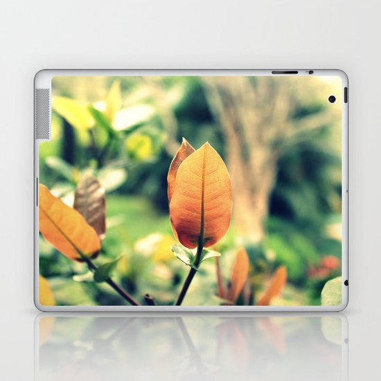 Solo Leaf Laptop & iPad Skin