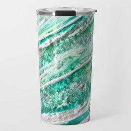 Green Crystal Ⅱ Travel Mug