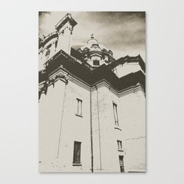 Troublesome Canvas Print