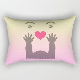 Lovely2 Rectangular Pillow