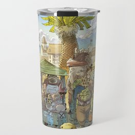 Le marché Travel Mug