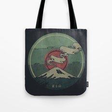 Fuji Tote Bag