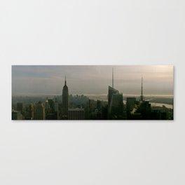 New York Skyline II Canvas Print