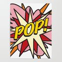 Comic Book Pop Art POP! by theimagezone