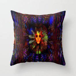 The Outer Limits  Throw Pillow