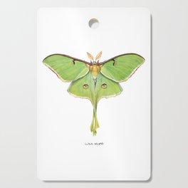 Luna Moth (Actias luna) II Cutting Board