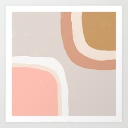 Minimal Abstract Art Print
