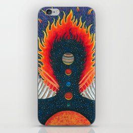 The Arrival iPhone Skin