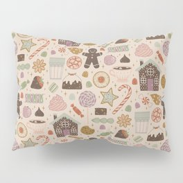 In the Land of Sweets Pillow Sham