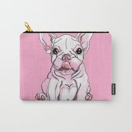 Frenchie Pup Carry-All Pouch