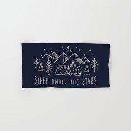 Sleep under the stars Hand & Bath Towel