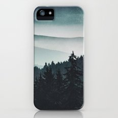 Mountain Light iPhone (5, 5s) Slim Case
