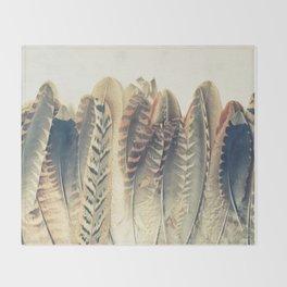 Feather Dip Throw Blanket