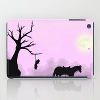 cowboy bebop iPad Cases featuring Cowboy by Vladimir Zaboronok