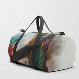 Jesus Is Born Duffle Bag