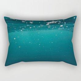 Submerged Rectangular Pillow